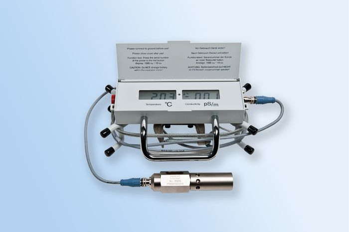 MLA900 Conductivity measurement